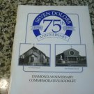 Seven Dolors 75th Anniversary 1916-1991 Commemorative Booklet