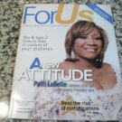 ForUs Magazine American Diabetes Association Healthy Living Fall 2006