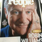 People Magazine-August 25, 2014-Robin Williams Tribute Issue