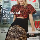 Lucky Magazine September 2014 Dakota Fanning, Lupita Nyong'o