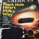 Scientific American Magazine, Special Issue, Black Hole in the Heart of Milky Way August 2012