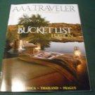 AAA Traveler World Magazine November/December 2014 (Bucket List Edition)
