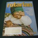 The Rotarian: Rotary's Magazine, November 2014, 5 Things New Mothers Should Know