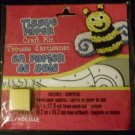Craft Kits for Kids, Tissue Paper Craft Kit - Bee