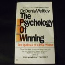 Psychology of Winning by Denis E. Waitley and Denis Waitley (1986, Paperback)