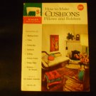 How to Make Cushions Pillows and Bolsters, Book No 120 - 1962 by Singer Sewing Library