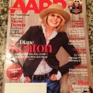 AARP December 2015/January 2016 Diane Keaton