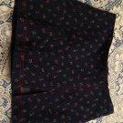 Bubblegum Skirt Skort Womens Junior Sz. 3 Mini Blue Jean Denim Flowers