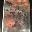 Worth Fighting for  - Hardcover – 1965 by Agnes; Lawrence Reddick McCarthy (Author)