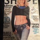 Shape Magazine September 2016 Julianne Hough Keep Fitness Fun!