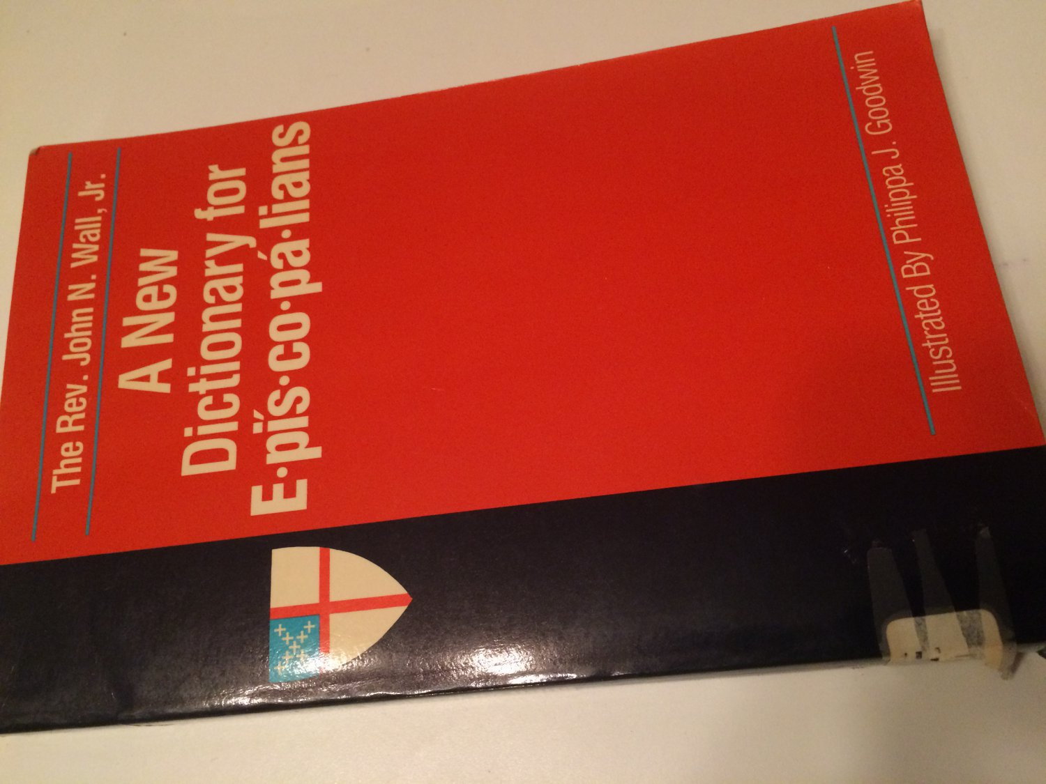 A New Dictionary for Episcopalians by John N., Jr. Wall (1985, Paperback)