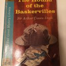 The Hound of the Baskervilles (Dell Great Mystery Library, Number 24)