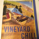 Vineyard Chill by Philip R. Craig (2008, Hardcover)