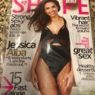 "Shape Magazine October 2016 Jessica Alba ""beauty starts from the inside out."""
