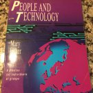 People and Technology (Global Issues Bible Study Series) [1990] Fisher, Mary
