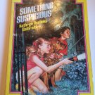 Something Suspicious [Jan 01, 1987] Galbraith, Kathryn O.