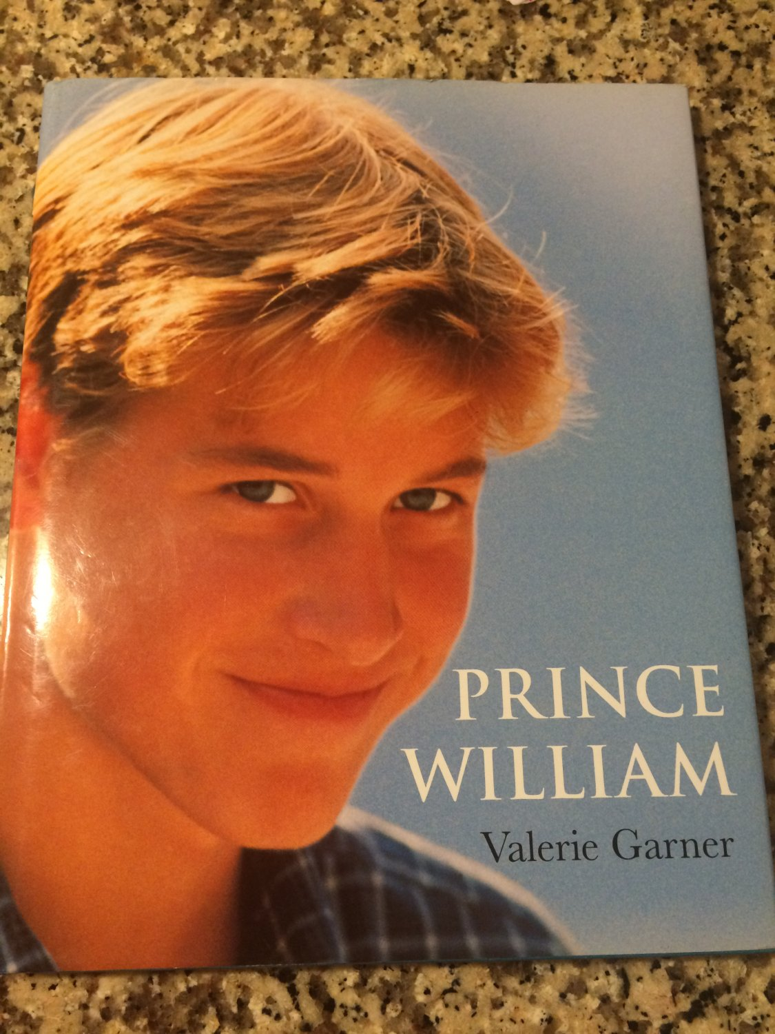 Prince William [Jan 01, 1998] Garner, Valerie
