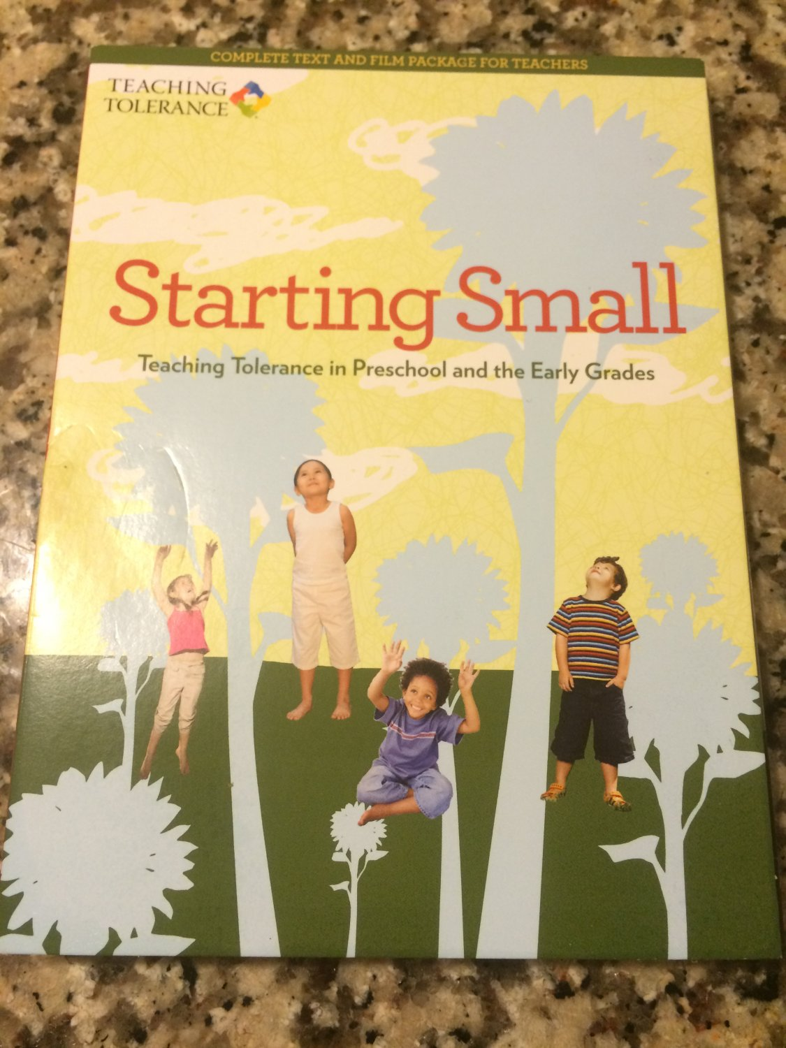Starting Small - Teaching Tolerance in Preschool and the Early Grades