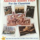 10 American History Plays for the Classroom by Sarah J. Glassock (1995, Paperback)
