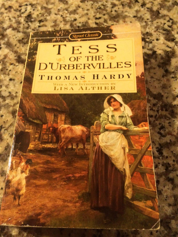 pdf tess of the d urbervilles