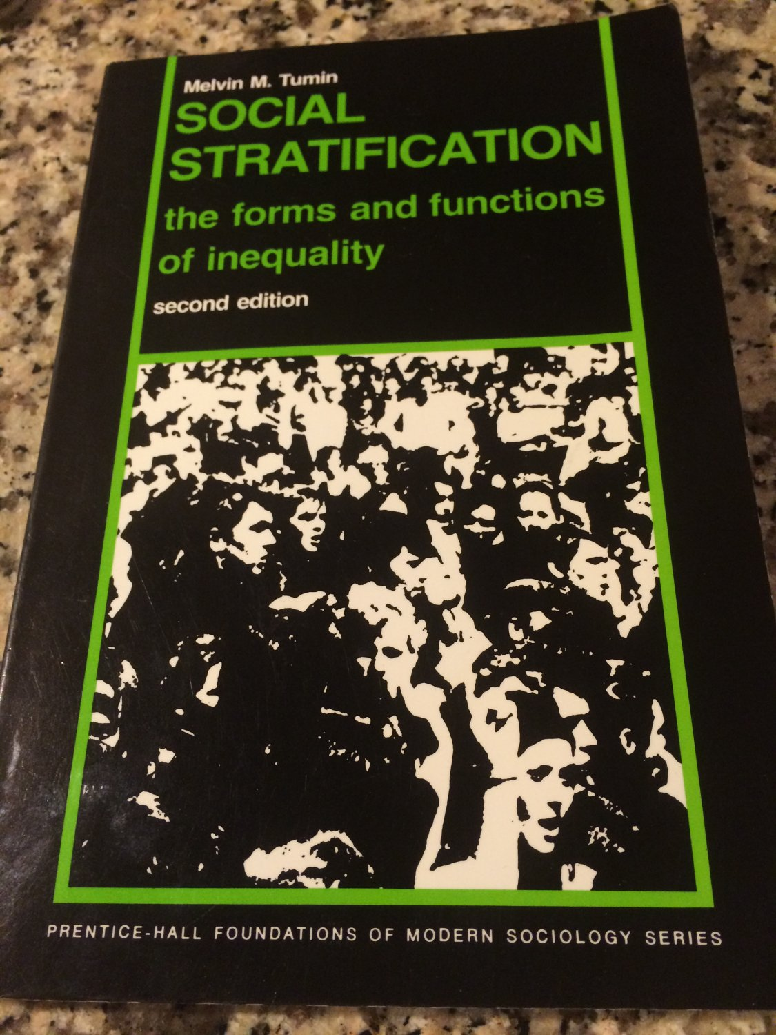 Social Stratification : The Forms and Functions of Inequality by Melvin M. Tumin (1984, Paperback)
