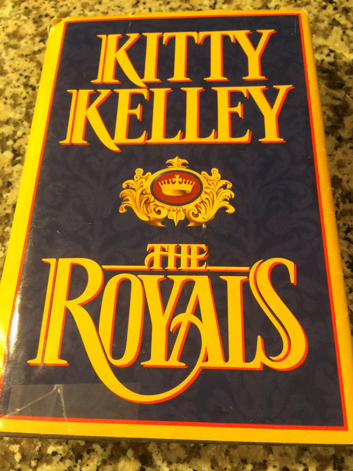 The Royals by Kitty Kelley (1997, Hardcover)
