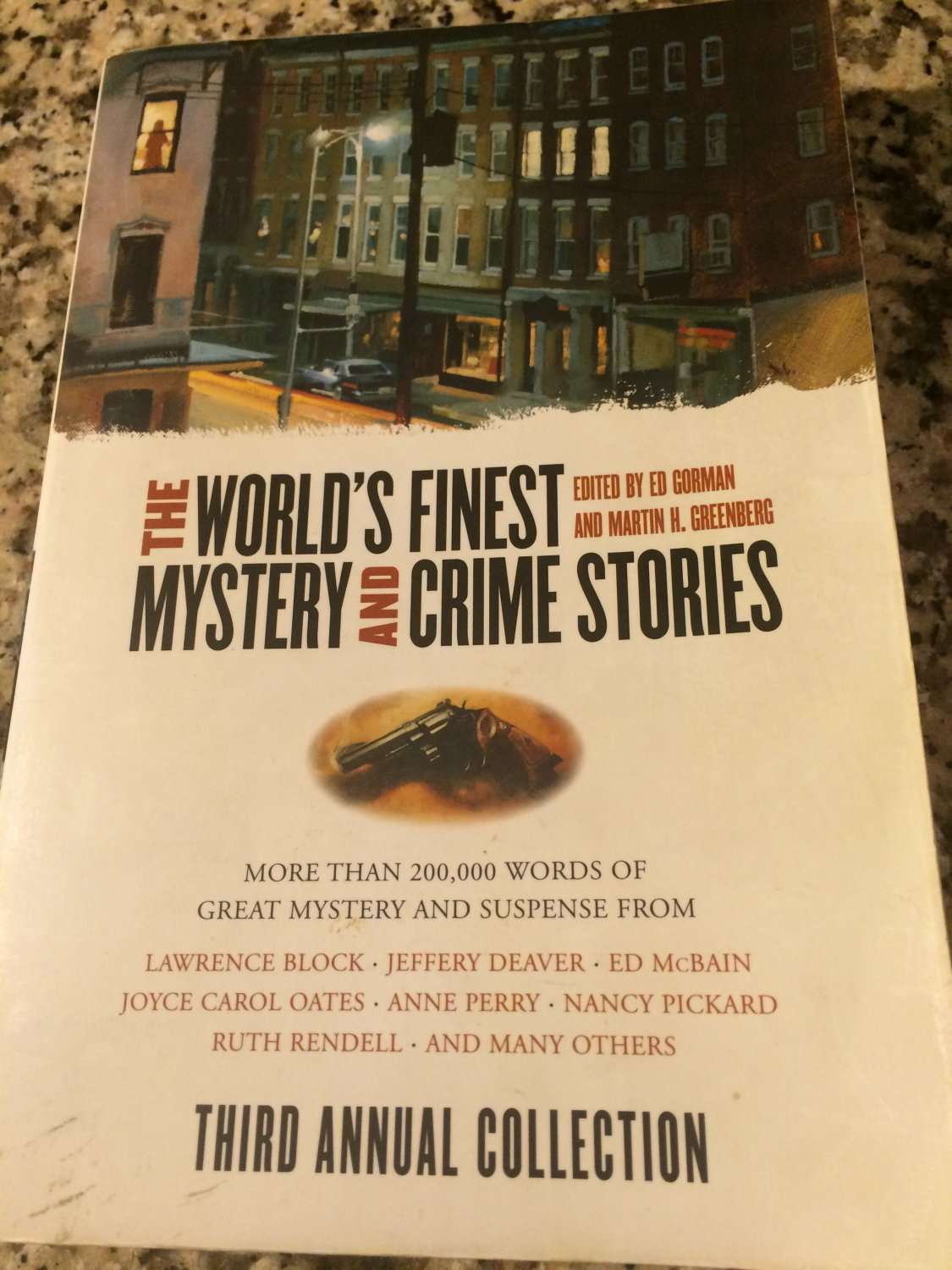 World's Finest Mystery and Crime: The World's Finest Mystery and Crime Stories 3 by E. Gorman (2002)