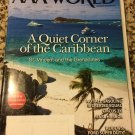 AAA Traveler World Magazine November/December 2016 (A Quiet Corner of the Caribbean)