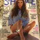 Shape Magazine November 2016 Lea Michele Cover 7 Fast Moves for Flat Abs