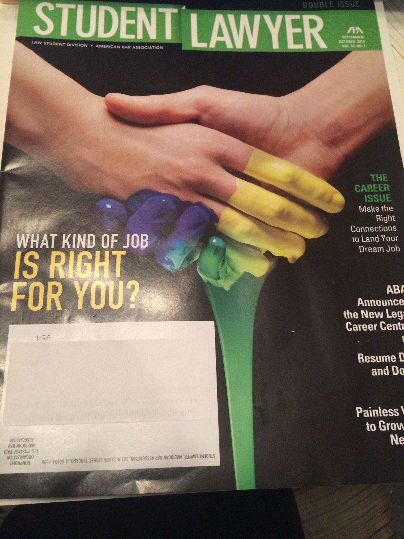 Student Lawyer Magazine, Vol. 44, No. 1 September/October 2015