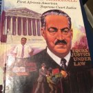 Thurgood Marshall: First African-American Supreme Court Justice [1991] Greene, Carol