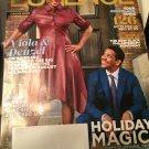 Essence Magazine (December, 2016) Viola and Denzel, Holiday Magic