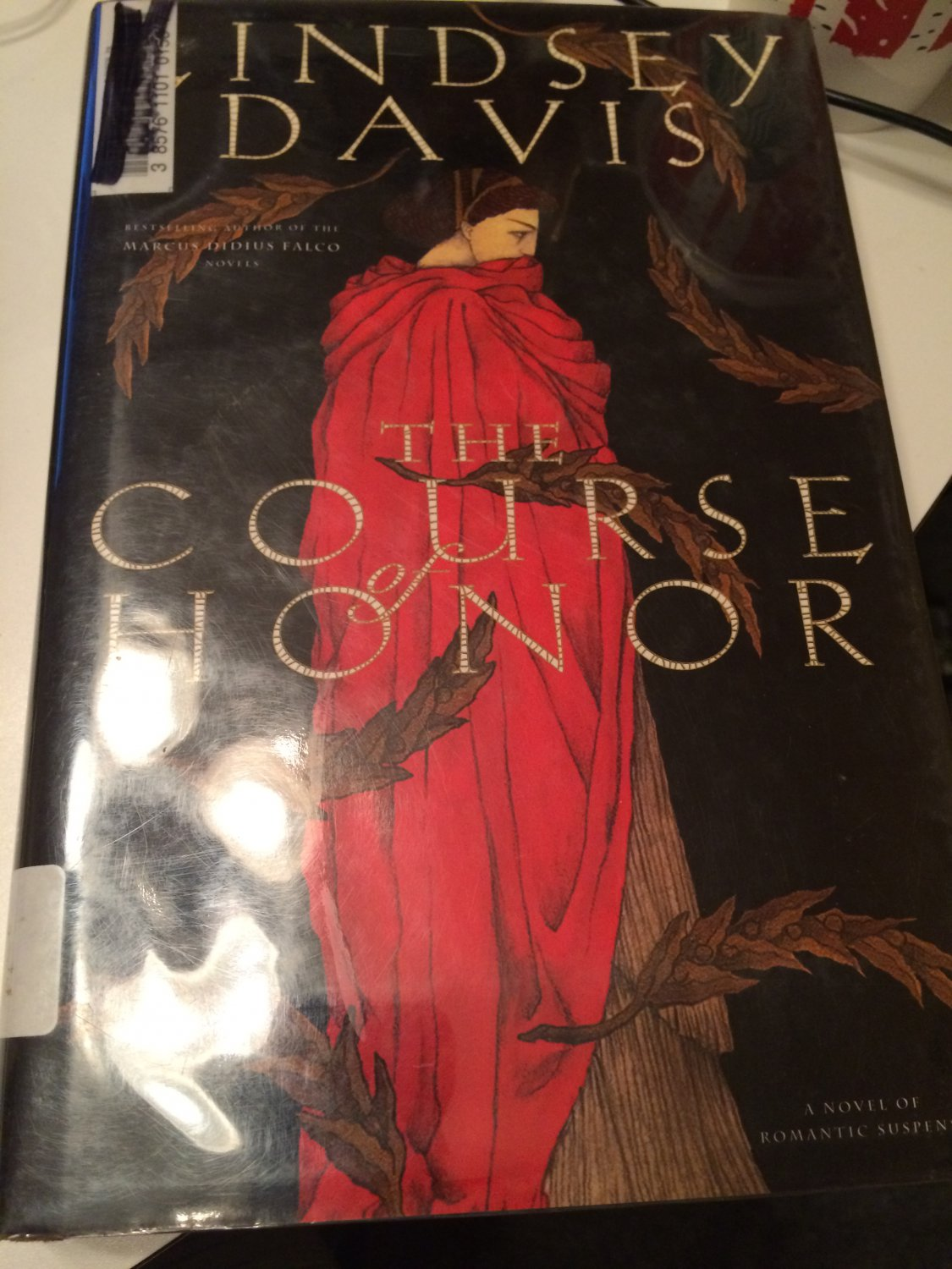 The Course of Honor - Oct 1998 by Lindsey Davis