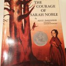 The Courage of Sarah Noble [1986] Alice Dalgliesh and Leonard Weisgard