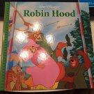 Walt Disney's Robin Hood (Disney Enterprises, Robin Hood) [Hardcover] [Jan 01, 2007] Disney