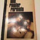 The Fowler formula [Jan 01, 1967] Dalmas, Herbert