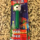 New Pez Polar Bear Christmas Hat with Strawberry-Vanilla, Cherry, Strawberry Candy