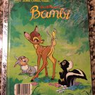The Bambi Book By Walt Disney (Paperback)