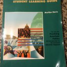 Practicing American Politics: An Introduction to Government/Student Learning Guide [1998] Davis, M