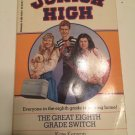 The Great Eighth Grade Switch (Junior High) [Jul 01, 1988] Kenyon, Kate
