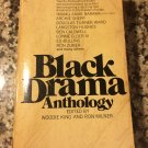 Black Drama Anthology (Meridian) [Jun 01, 1986] King, Woodie and Milner, Ron
