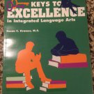 Keys to Excellence in Integrated Language Arts Level F [1997] Kramer, Susan C.