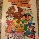 Kellogg's 75th Anniversary Fun Book [Paperback] [Jan 01, 1980] Kellogg Company