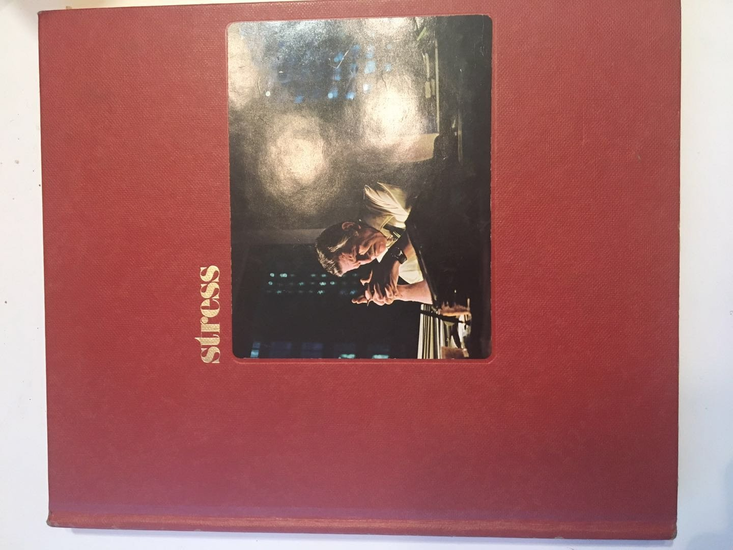 Stress Hardcover � February 1, 1976 by Ogden Tanner (Author)