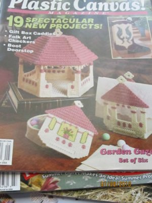19  Fresh  Ideas -  For Plastic Canvas Gift Box Caddy Booth Doorstop