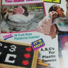 Crafts - 16 Full Size Patterns For Hot Fashions You Can Wear