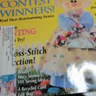 Great American Crafts - Sew A Plush Felt Bunny - Cross Stitch Bookmarks