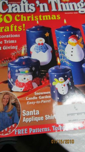 30 Craft Projects You Can Make As Gifts Snowman Candle Garden Painted Mug