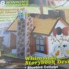 18  Fresh  Ideas -  For Plastic Canvas  Cottage Three Bears Basket