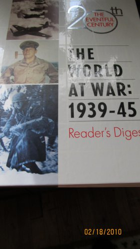 The World at War 1939-45 by Reader's Digest (2000, Hardcover)